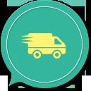 Отправляем заказ транспортной компанией в любой город России и СНГ